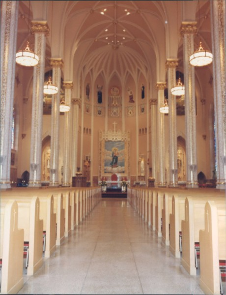 a saturday mass at saint marys pennsylvania We welcome you to the queen of the world parish to meet the needs of the growing catholic population in st marys mass monday through saturday: 7am.
